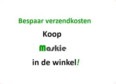 Maskie near you?
