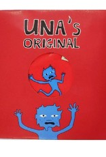 Maskie kindermondkapje door Una Jongenelis