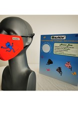 Maskie kids mask by Una Jongenelis