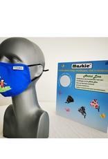 Maskie mondkapje: Dansen op Muziek voor kinderen.