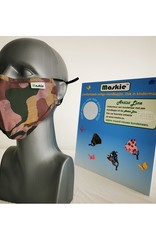 Maskie Buccaux: Camouflage