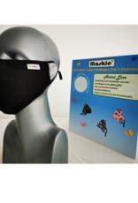 Maskie Buccaux: Noir Solide