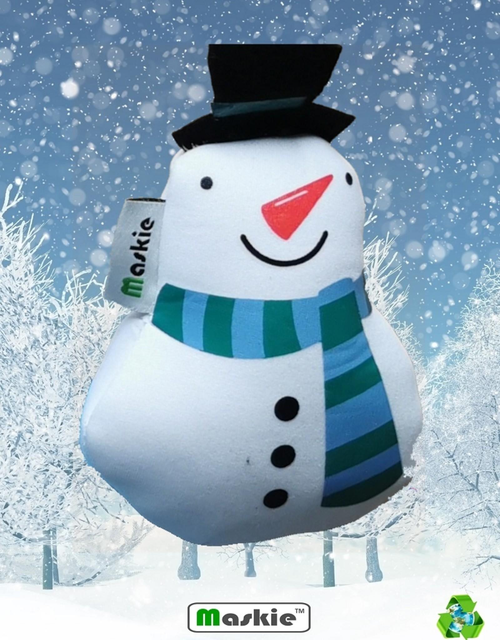 Gratuitement: Sac de bonhomme de neige - pliable