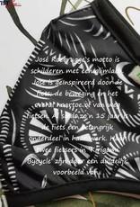 Kirigami Bicycles - mask by José Koebrugge - Netherlands