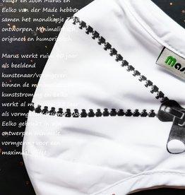 Zipper - Marus en Eelko  van der Made