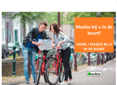 Maskie near you?