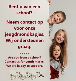 Maskie Youth masks for schools
