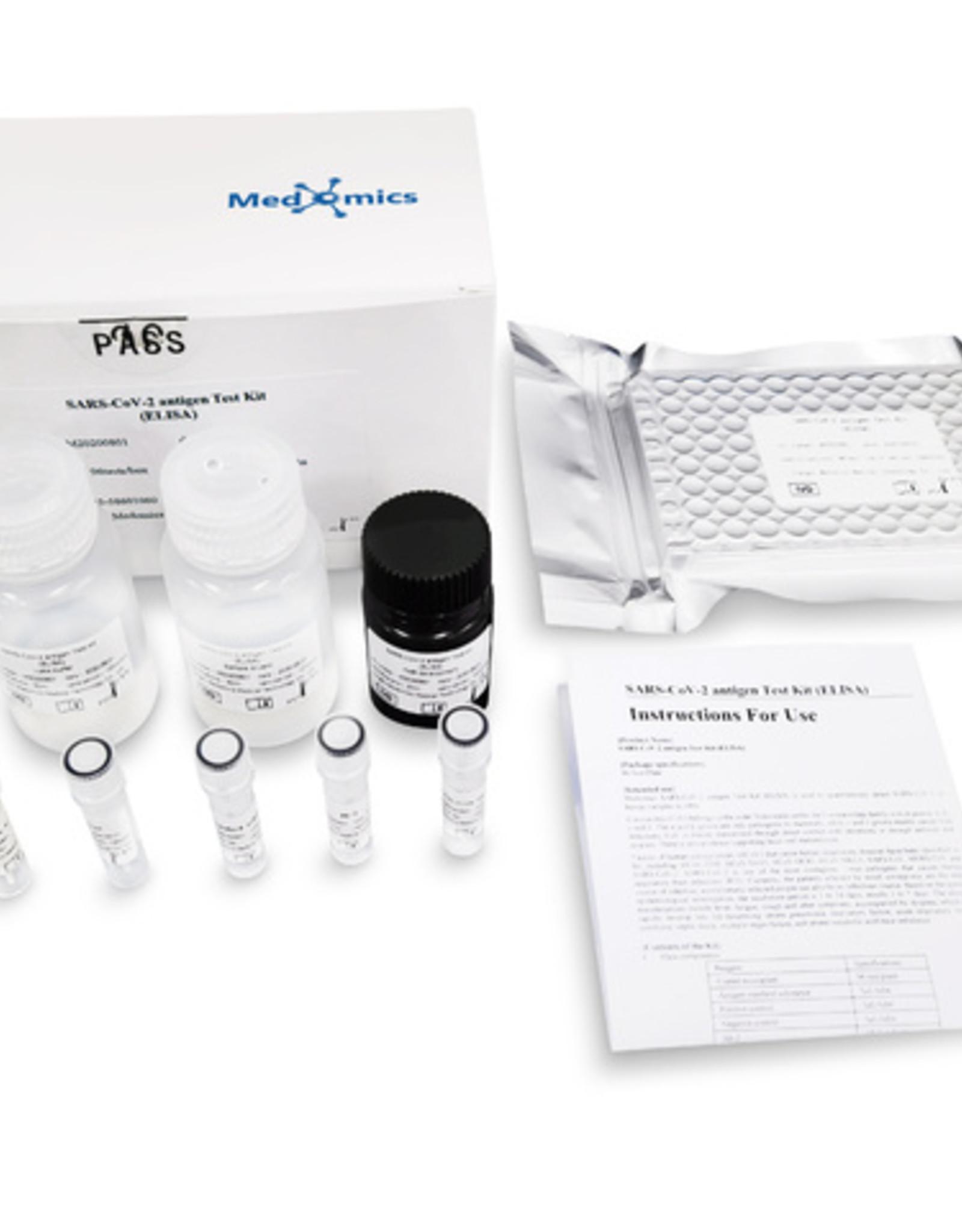 Medomics SARS-CoV-2 neutraliserende antilichaamtestkit (ELISA) - 20 tests