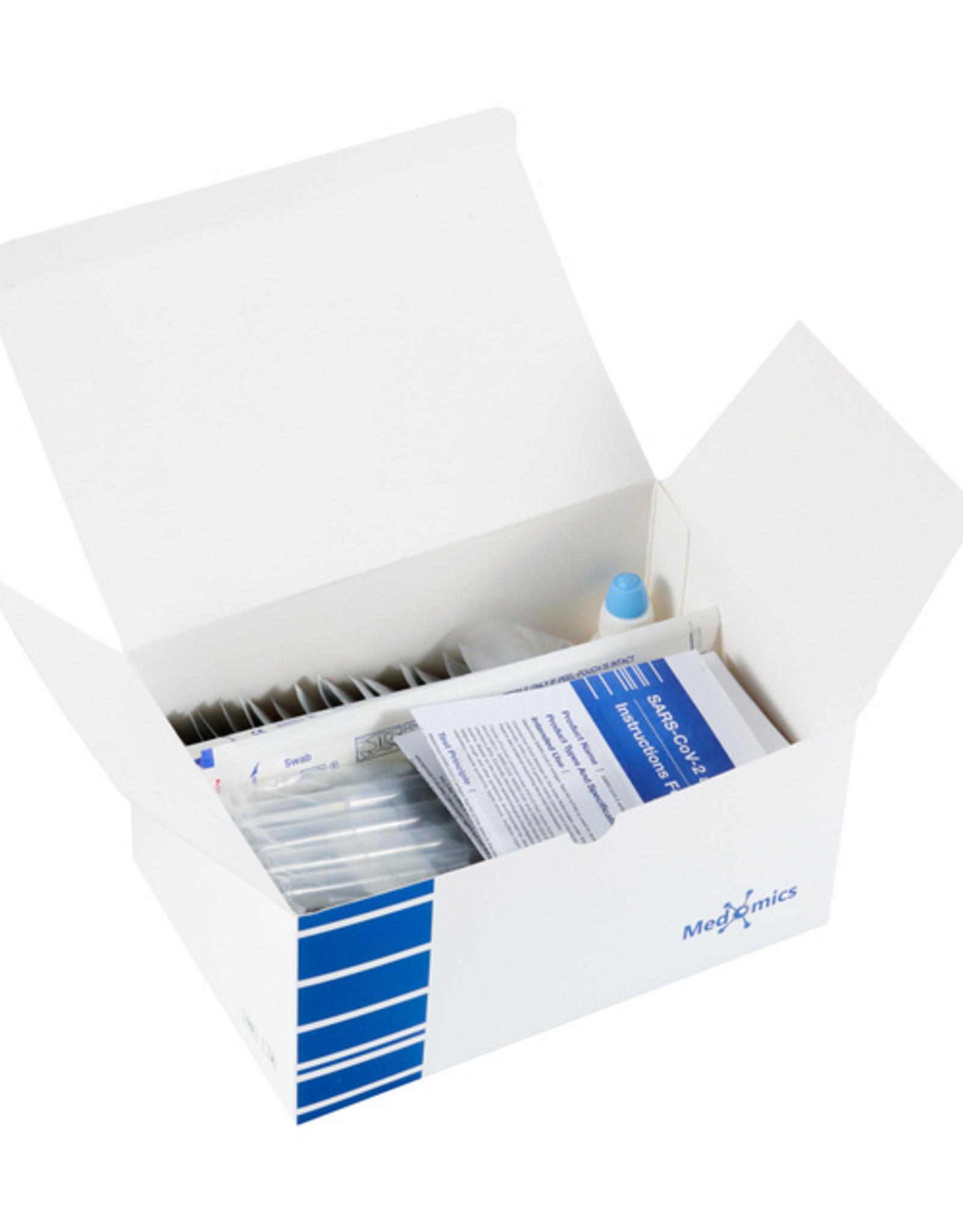 COVID 19 - SARS-CoV-2-antigeen (LFIA) - 20 tests