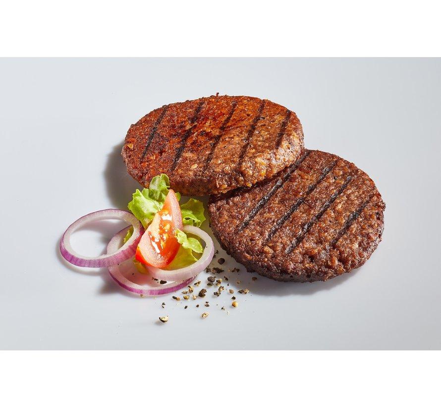 VeggieMeat Smokey Burgers 50 stuks