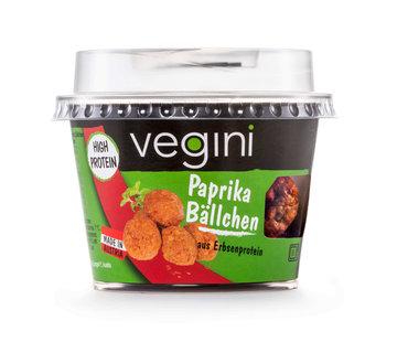 Vegini Snacks to-go Paprika (4 x 135g)