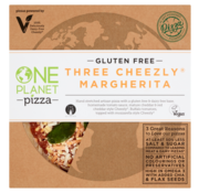 One Planet Pizza Margherita sans gluten (10x)