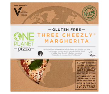 One Planet Pizza Margherita sans gluten (10x)