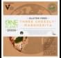 Vegan Three Sheese Pizza sans gluten (10x)
