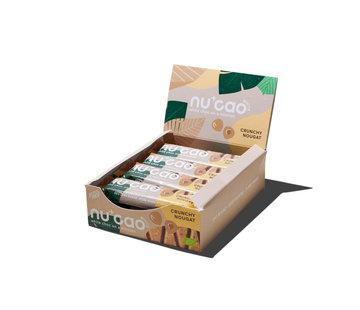 nucao white nougat (12 x 40g)