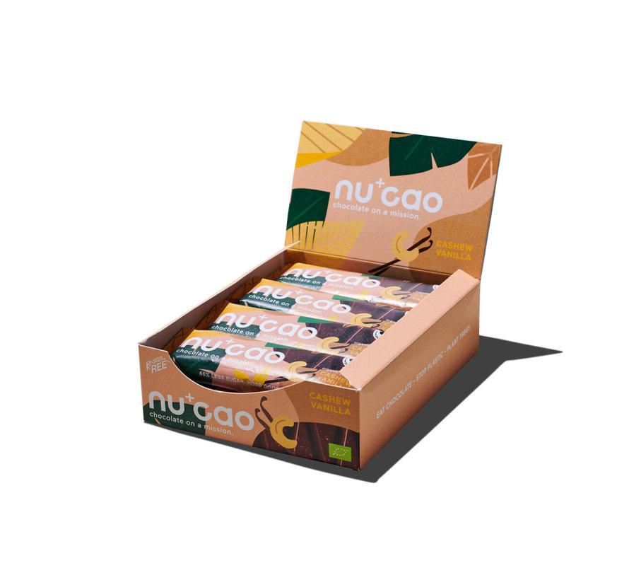 vanille de cajou (12 x 40g)