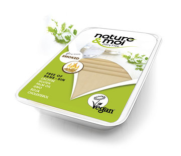 Nature & Moi Cheese slices - Smoked flavour (11 x 200g)