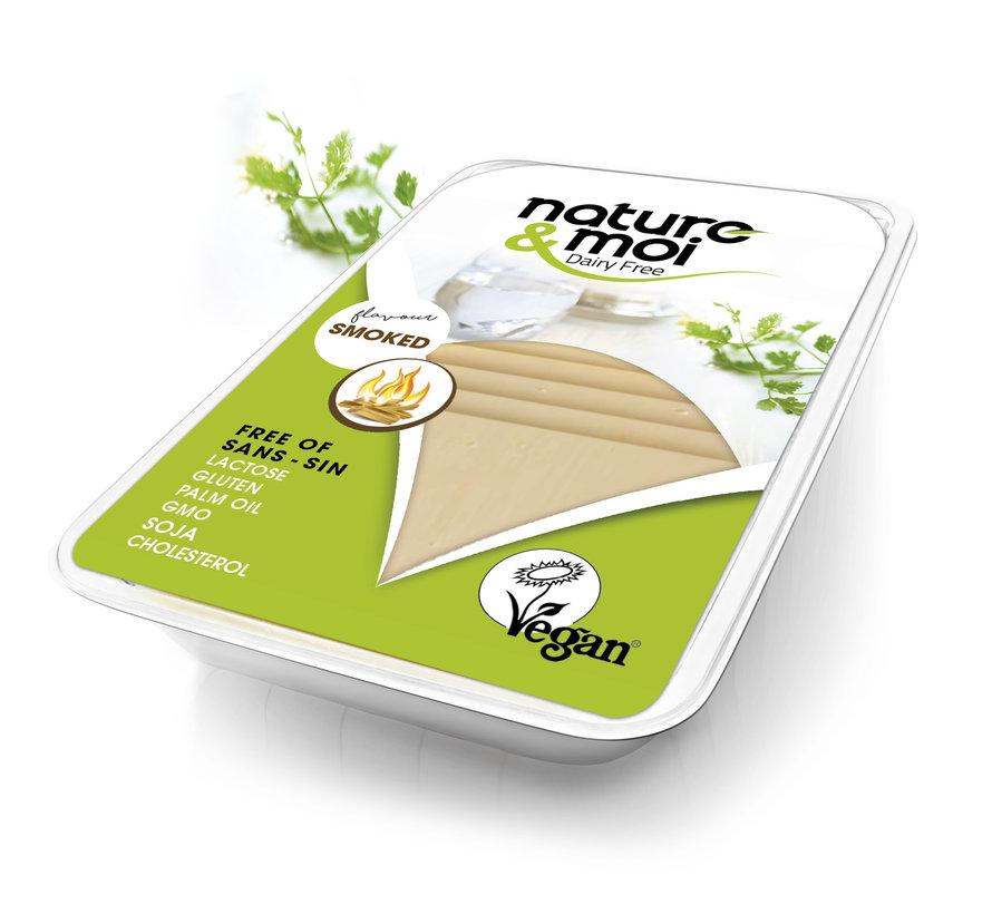Veganistische kaasplakjes - Gerookte (11 x 200g)