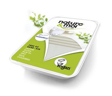 Nature & Moi Cheese slices - Mozzarella flavour (11 x 200g)