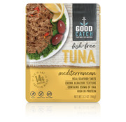 GoodCatch Fish-free tuna, Mediterranean (20 x 94 g)