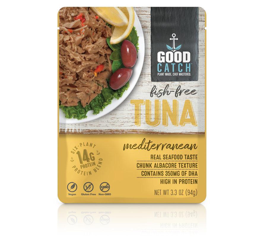 Fish-free tuna, Méditerranéen (20 x 94 g)