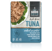 GoodCatch Fish-free tuna, naked in water (20 x 94 g)