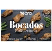 Heura vegan morceaux méditerranéens (8 x 180g)