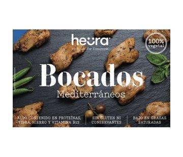 Heura vegan chunks mediterranean  (8 x 180g)