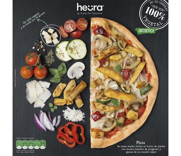 Heura vegan Pizza (6 x 355g)