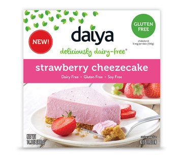 Daiya Strawbery Cheezecake (8 x 400g)