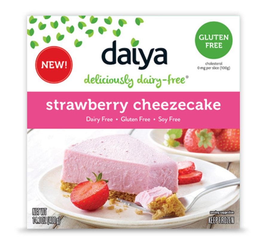 Strawberry Cheezecake (8 x 400g)