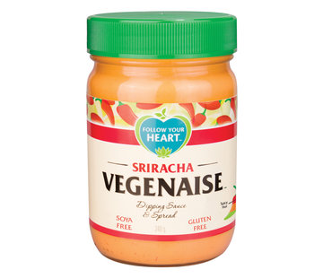 Follow your Heart Sriracha Vegenaise (6 x 340g)