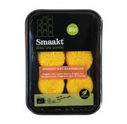 Smaakt BIO Pépites à saveur de fromage (4 x 150g)