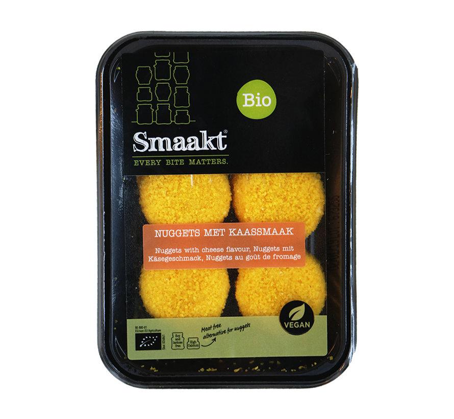 Nuggets met kaassmaak (4 x 150g)