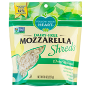 Follow your Heart Mozarella shreds (8 x 227g)