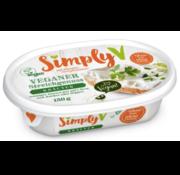 Simply-V amandelspread - kruiden (6 x 150g)