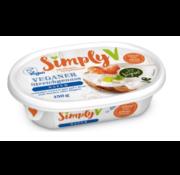Simply-V amandelspread - crème fraiche (6 x 150g)