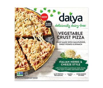 Daiya Vegetable Crust - Italian herb Pizza (8x)