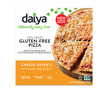 Daiya Cheeze Lover's Pizza (8x)