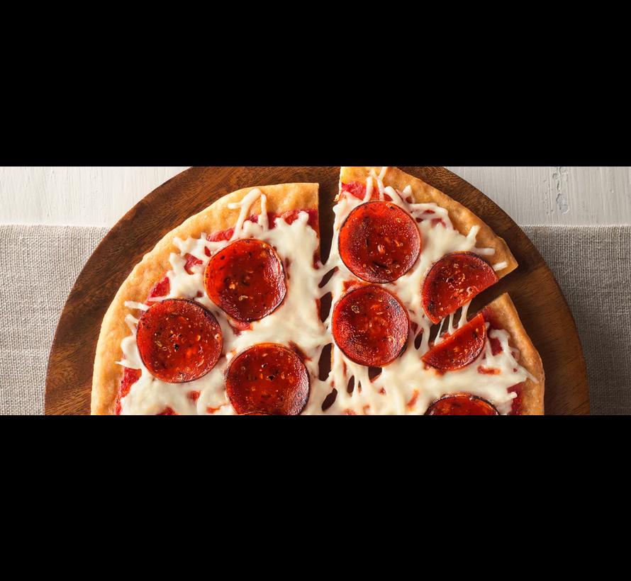 Pizza à l'amant de viande sans viande (8x)
