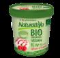 Naturattiva Rice Tub Plain & Rasperry, Organic (6 x 400g)