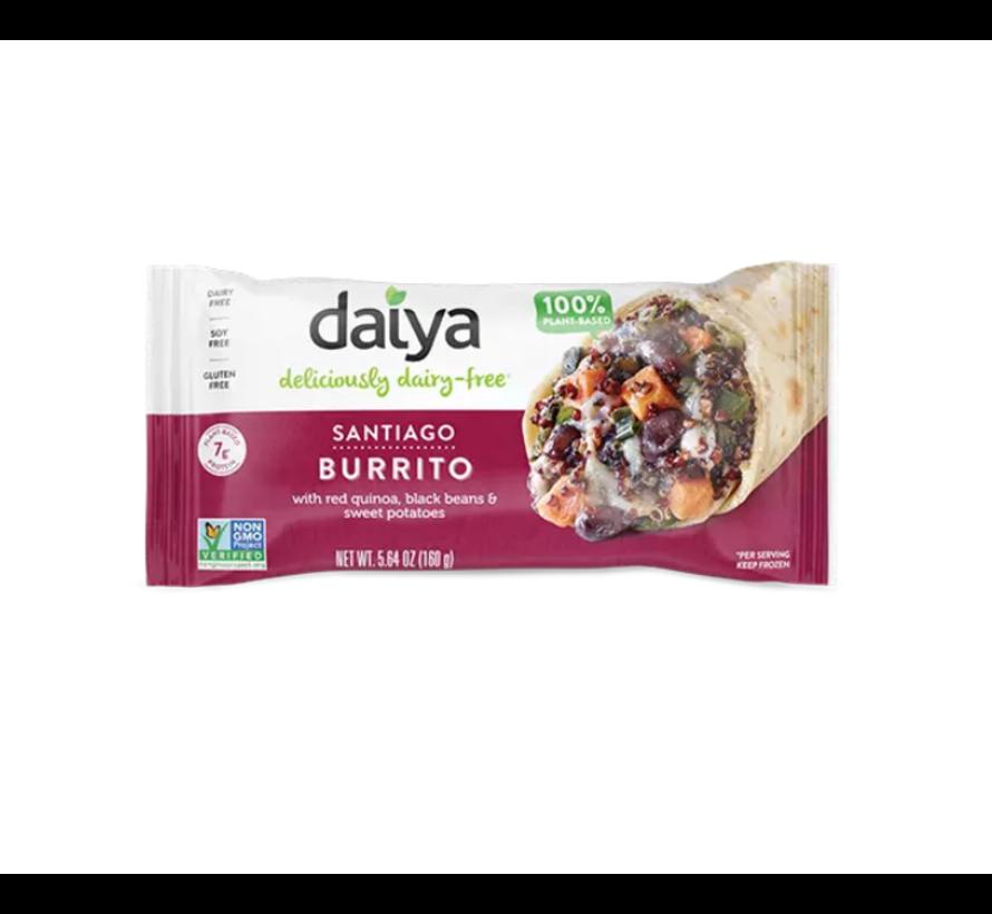 Daiya Santiago Burrito (8 x 160g)