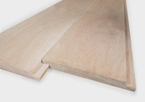 Profilholz Überlappung Basic Eiche