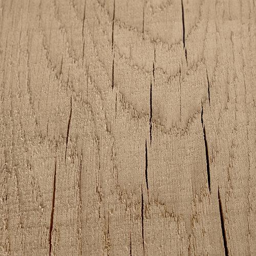Eichenbretter - 33x155 mm - Sägerau - Eichenholz rustikal AD - für den Außenbereich