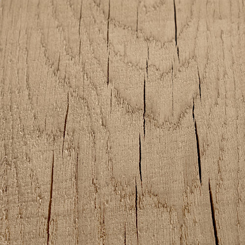 Eichenbretter - 33x205 mm - Sägerau - Eichenholz rustikal AD - für den Außenbereich