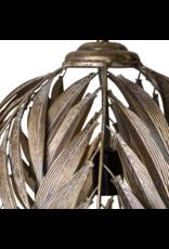 PTMD PTMD Golden palm Hanglamp