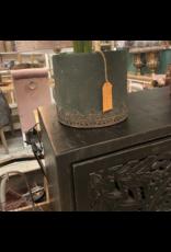 Atelier De Brocante Opkamer B.V. PTMD Grote stenen pot old grey