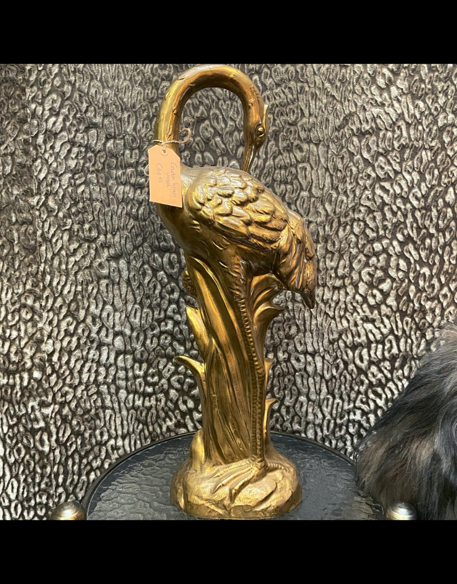 Kraanvogel gold