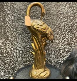 Atelier De Brocante Opkamer B.V. Kraanvogel gold