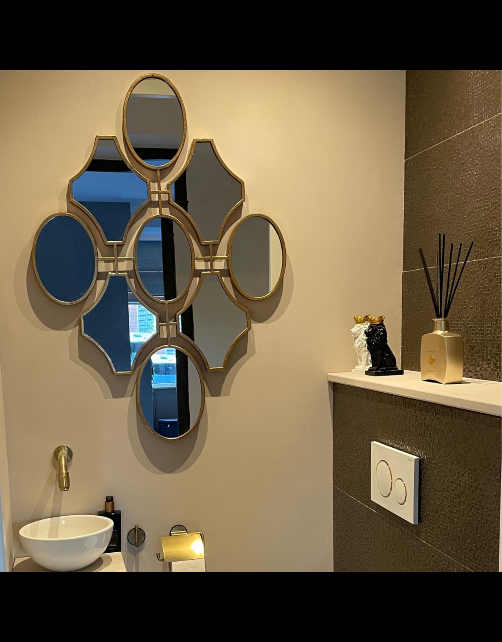 PTMD  PTMD Spiegel Gold 9 spiegels